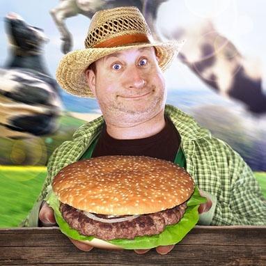 Kiri's original Steinlachtalburger!